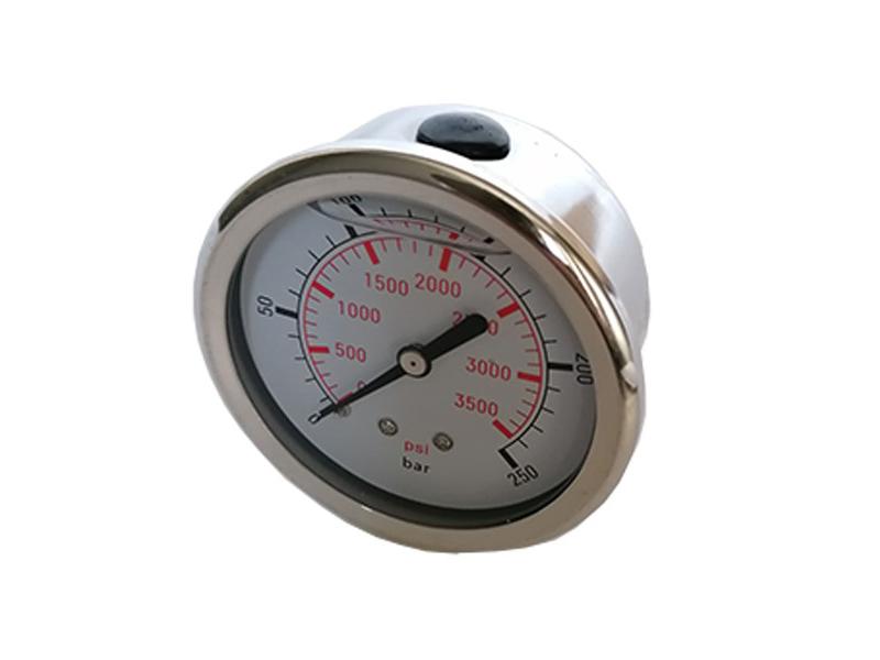 Druckanzeiger für Hochdruckreiniger Kränzle Kärcher Wap usw 0-250 bar Edelstahl